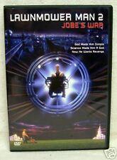 Lawnmower Man 2 Jobe's War DVD Rated PG-13 Used