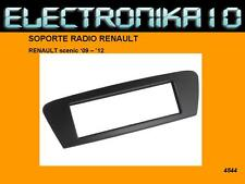 MARCO Soporte auto-radio RENAULT SCENIC GRIS OSCURO 2009 - 2012
