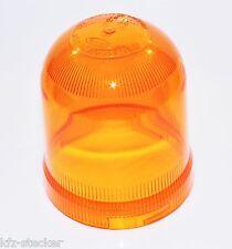 Rundum Kennleuchte Ersatzhaube gelb Leuchte Licht 504 Ring 00A151160 E3 12 V 24V