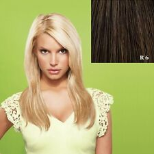 "Jessica Simpson HairDo Ken Paves 22"" Straight Hair Extensions clip"