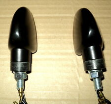 2X BLACK TURN SIGNAL BMW R1200GS,R1150R,R850R,R100/CS/RT,K100RS 4V,R 850 RT