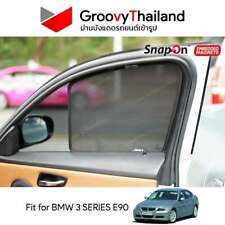 4 PCS SET BMW 3 SERIES E90 CUSTOM FIT SUN SHADE EMBEDDED MAGNET