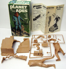 ADDAR PLANET OF THE APES DR. ZAIUS SNAP TOGETHER PLASTIC MODEL COMPLETE KIT 1973