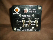 Aircraft Recognition Lights Control Assy., WWII