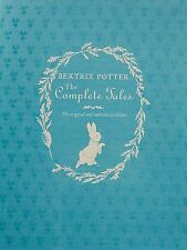 Beatrix Potter the Complete Tales (Peter Rabbit)  by Beatrix Potter  (Hardcover)