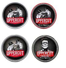Uppercut Deluxe Pomade Featherweight Matt Clay Pomade Monster Hold Men Hair Care