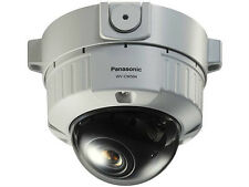 Panasonic WV-CW504S Dome Color Camera Super Dynamic 5 Vandal-Resistant