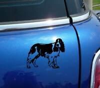 English Springer Spaniel Body Dog Funny Decal Sticker Car Vinyl