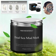 250g Natural Pure Dead Sea Mud Mask Cleansing Purifying Body Facial Treatment