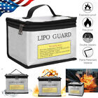 Lipo Battery Safe Guard Fireproof Explosionproof Bag For Charge & Storage