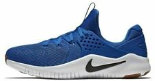 New Nike Free TR V8  Mens Shoe in Game Royal/White Colour Size 9