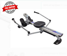 Rowing Machine Fitness Full Motion Arms Cardio Durable Sports Home Gym Exercise