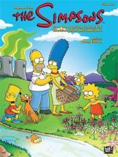 I Simpson tema ASSOLO di pianoforte Spartito Songbook Colonna Sonora DANNY ELFMAN