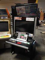Sega arcade game lindbergh cabinet no game