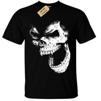 Teschio Uomo T-Shirt S-5XL