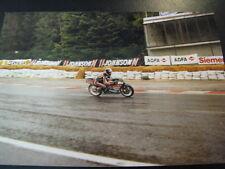 Photo Braun JJ Cobas 250 1986 #7 Alan Carter (GBR)