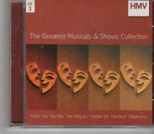 (FX504) Greatest Musicals & Shows Collection [Disc 3] - 2001 CD
