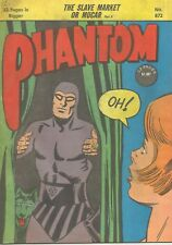 THE PHANTOM COMIC 872 VERY FINE minus FREW