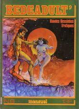 BEDEADULT' N°08 SEDEM - magazine BD  pour Adultes