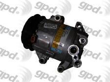 A/C Compressor-New Global 7512530 fits 11-12 Chevrolet Corvette 6.2L-V8