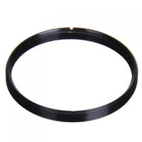M39 to M42 Lens Adapter Ring 39mm to 42mm Universal for Camera Black