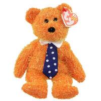 TY Beanie Baby - PAPPA the Bear (8.5 inch) - MWMTs Stuffed Animal Toy