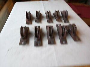 """10 Kenrick Steel 1 3/4""""  Pulley  Wheels sash Window Rollers"""