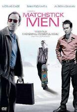 Matchstick Men (Dvd, 2009, Canadian)