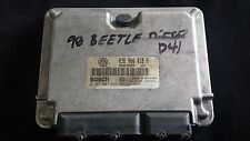 1998 VW BEETLE DIESEL ECM ECU # 038 906 018 GENUINE OEM 0 281 001 696 BOSCH