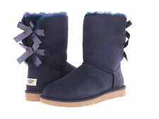 Ugg Australia Womens Boots Bailey Bow Winter Snow Boots1002954 NEW Authentic