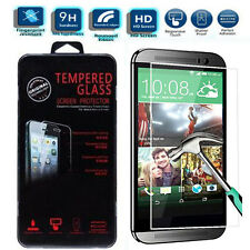 Genuine Gorilla HD Real Tempered Glass Screen Protector Guard For HTC One 2 M8