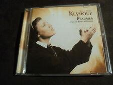 """CD """"PSAUMES POUR LE 3EME TROISIEME MILLENAIRE"""" Soeur Marie KEYROUZ"""