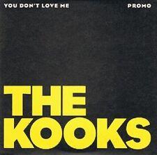 THE KOOKS You Don't Love Me CD Single Promo Virgin 2005