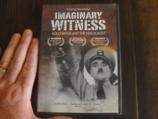 IMAGINARY WITNESS hollywood holocaust  dvd movie German war WWII JEWISH nazi an