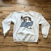 Vintage Orlando Solar Bears IHL Hockey Pullover Sweatshirt Size XL
