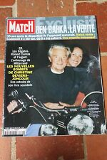 paris match 2645 du 3 fevrier 2000 ben barka rezala david hallyday segara