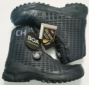 Under Armour CH1 Gore-Tex BOA Waterproof Hunting Boots Black New Sz 12 3020768
