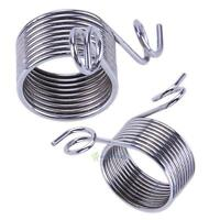 SN9F Stainless Steel Fingertip DIY Weaving Tools Crafts Knitting Accessories