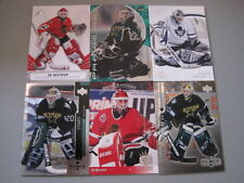 P36 Lot of 30 Different Ed Belfour Score Upper Deck Black Diamond Blackhawks