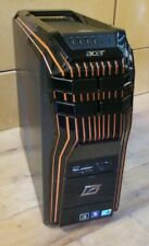 ACER PREDATOR G5900 8GRAM SDD-120GO Intel Core I7 870 +500 giga lecteur Blu-ray