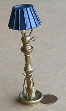 1:12 scala non Lampada da tavolo di lavoro OLIO tumdee Casa delle Bambole Accessori Luce in Ottone