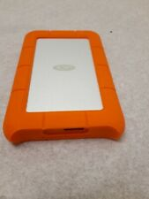 LaCie Rugged Mini USB 3 microB 500 GB External Hard Drive,Perfect condition