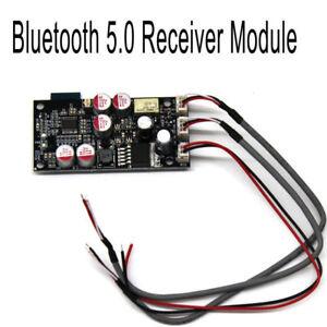 12V 24V Bluetooth 5.0 Receiver HiFi Audio DAC Decoder Board AUX diy Amplifier