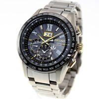 SEIKO ASTRON GPS Solar Watch SBXB139 BIG-DATE model titanium genuine from JAPAN