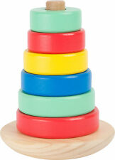 Stapelturm Movere -  Legler Holz Spielzeug - ab 12 Monate - 10456  #E