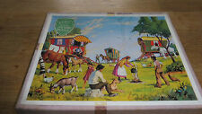Wooden Landscapes Vintage Puzzles