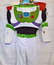~ Toy Story 3 - BUZZ LIGHTYEAR CHILDS DRESS UP COSTUME SZ 6-8 yr Genuine