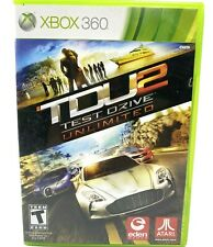 Test Drive Unlimited 2 Xbox 360 Tested Works