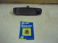 AFTERMARKET INTERIOR REAR VIEW MIRROR GLASS MOUNTED RAT ROD