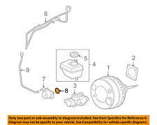 JAGUAR OEM 10-17 XF Brake-Front-Vacuum Pump Seal C2D3771